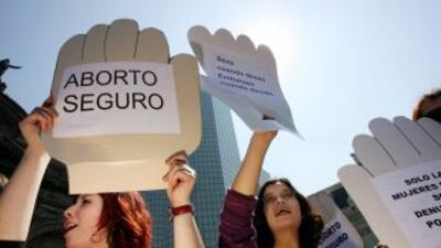 En México es legar el aborto por causal de violación.