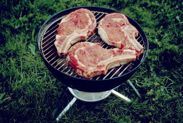 Lo primero es tener un buen fuego que nos ayude a cocinar perfectamente...