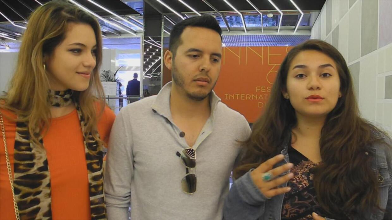 Tres latinos reflexionan sobre su experiencia en Cannes