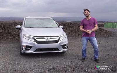Honda Odyssey 2018 - Prueba A Bordo Completa