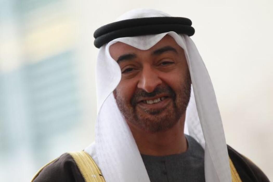 ¿Qué tal en el caso contrario? La unión de Mohammed bin Zayed al Nahyan,...