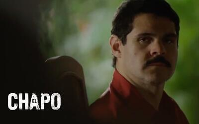 'El Chapo' World Premiere on Univision, Sunday April 23 at 8PM/7C