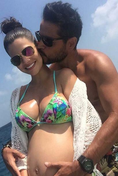 Junto a su esposo Luis, Ana viajó a las Maldivas para descansar a...