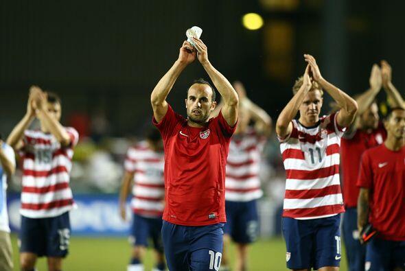 Estados Unidos se ha mostrado como el equipo más fuerte y constan...