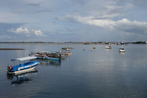 La pesca es una de las principales actividades de este lugar.