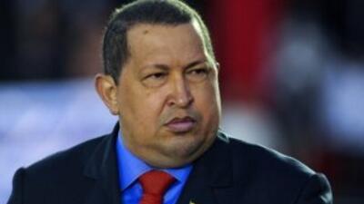 """Hugo Chávez insistió quelos uniformados """"no tienen ningún derecho para..."""