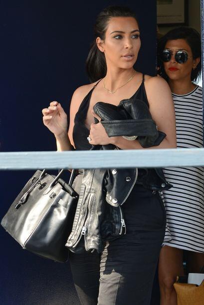 La familia Kardashian pasó el fin de semana largo para festejar el 4 de...