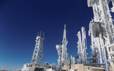 Una interrupción en los servicios de comunicaciones de radio dura...