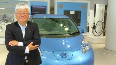 El Nissan LEAF refuerza el compromiso de la marca para promover la movil...