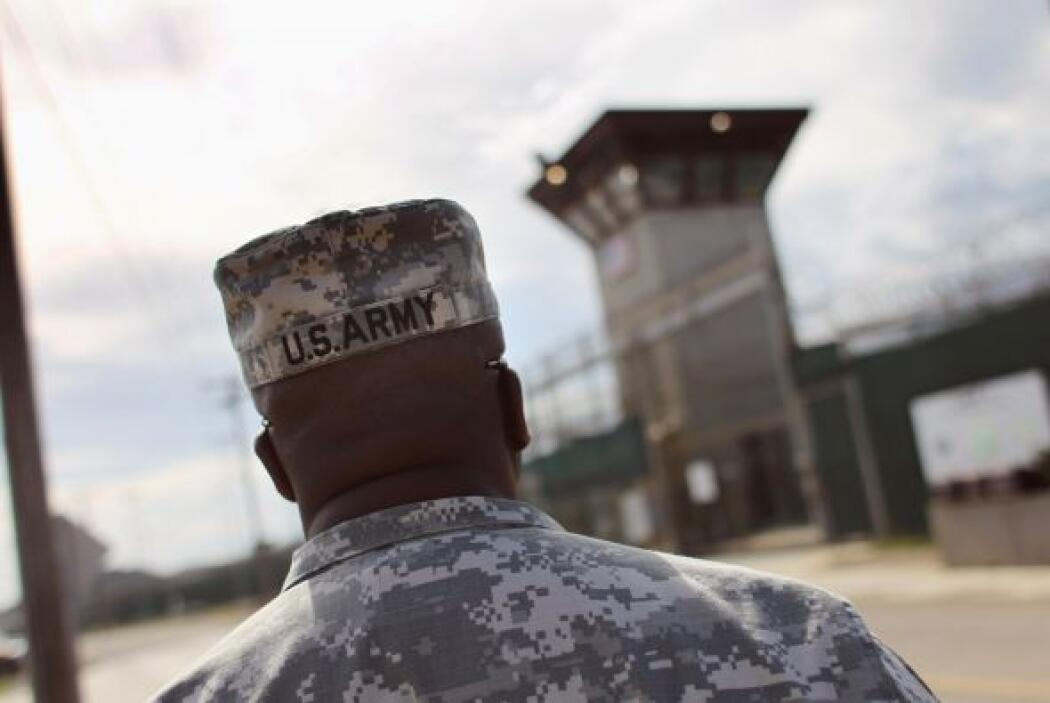 Guantánamo sigue siendo una espina en el talón de la administración del...