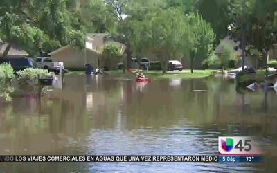 Abren centros de ayuda de FEMA para damnificados de las inundaciones