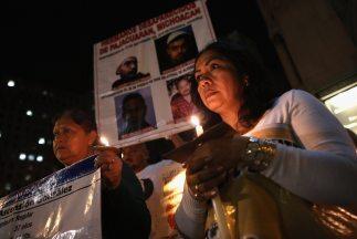 Sin rastro de 46 personas desaparecidas, la fiscalía mexicana ofreció di...