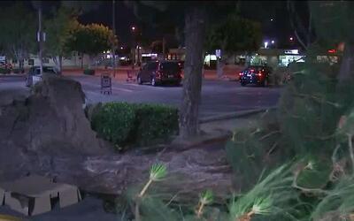 Se mantiene vigente la alerta por vientos y ráfagas en Los Ángeles