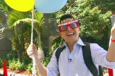 Alejandro Chabán celebra su cumple
