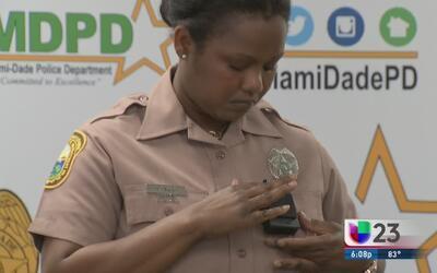 Policías de Miami grabarán todos los encuentros con el público
