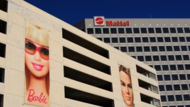 El presidente y consejero delegado de Mattel, Robert Eckert, indicó en u...