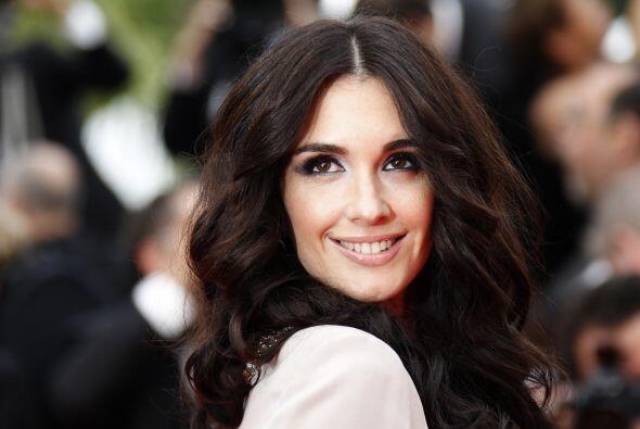 Pero no me van a decir que Paz Vega es menos guapa.