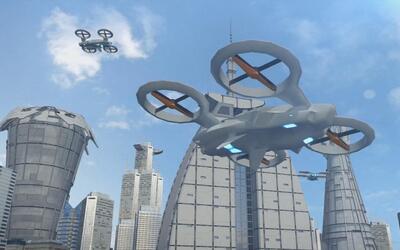 El 'CityAirbus' la solución aérea del futuro para el tráfico citadino
