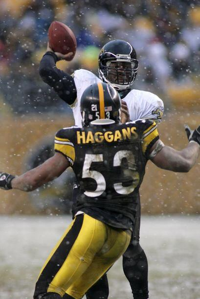 9. Clark Haggans (2001-2007) con 32.5 capturas.