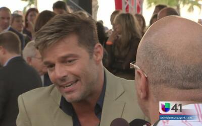 Ricky Martin explica por qué prefiere a Hillary Clinton