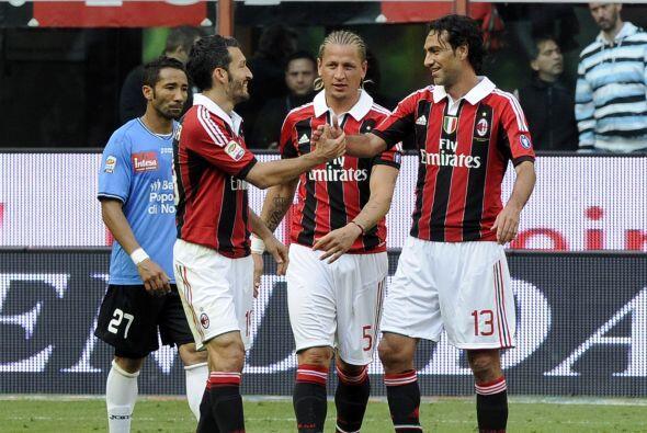 La victoria de 2-1 ante el Novara fue lo menos importante ante el c&uacu...