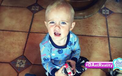 #DAElReality Babies Edition: Ríete con las ocurrencias de William, el be...