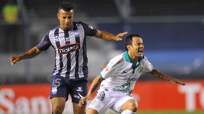 Jornada negativa para Santos y León en Copa Libertadores