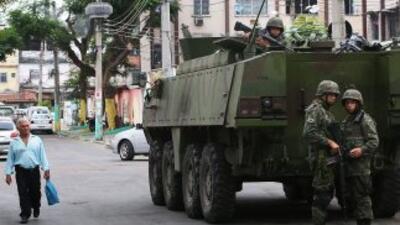 Tropas federales reforzaron la seguridad en 224 ciudades del país.