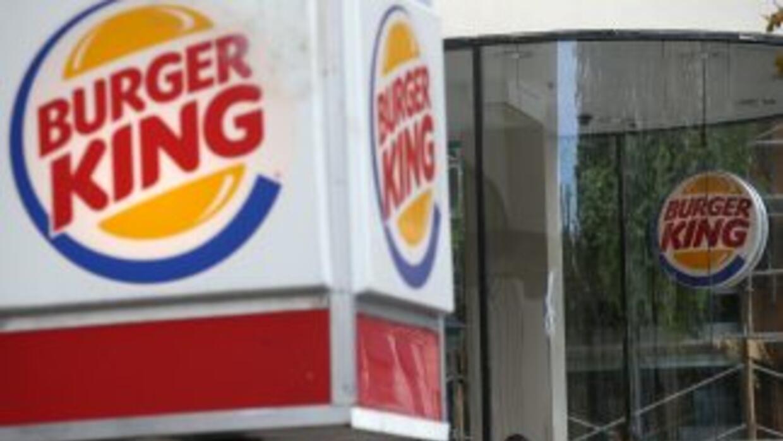 La compañía estadounidense Burger King anunció la compra de la cadena ca...