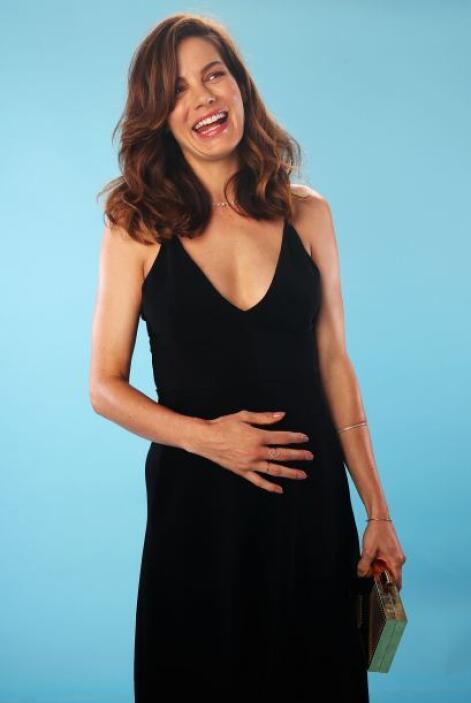 La actriz Michelle Monaghan espera a su segundo bebé.