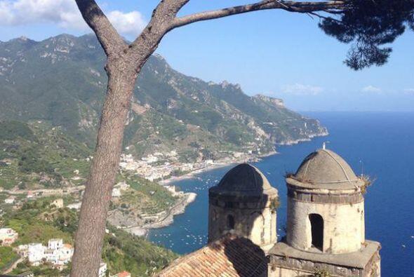Ravello la joya de la costa Amalfitana... ¡Romance, cultura, arte...