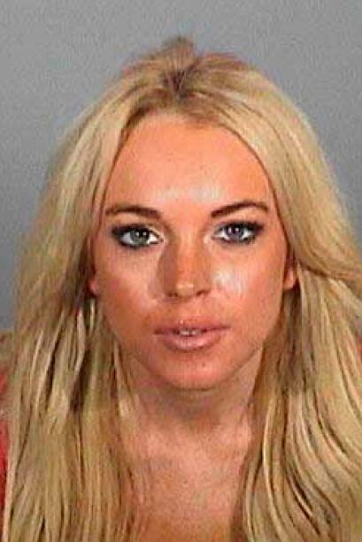 El 15 de noviembre de 2007 Lindsay pasó 84 minutos en prisión, de una co...