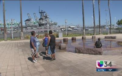 Revitalización del puerto de San Pedro
