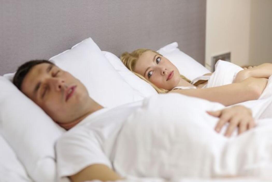 """""""Dormir juntos es una manera importante para que las parejas se sientan..."""