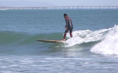 Puedo continuar... surfeando