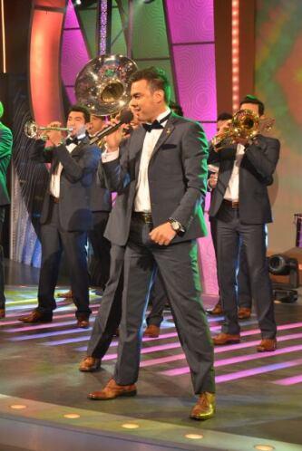 Música y talento es lo que corre por las venas de estos hombres.