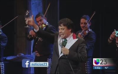 "Fallece Juan Gabriel, ""El Divo de Juárez"""