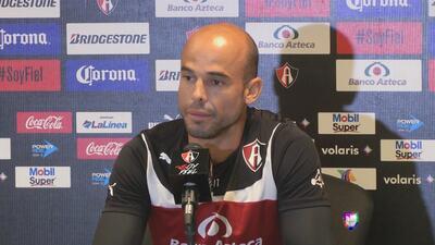 Carlos Ochoa: 'No importa donde juguemos, nuestra gente nos va a apoyar'