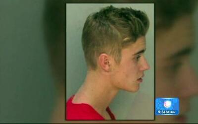 Sanciones para Justin Bieber por mal portado