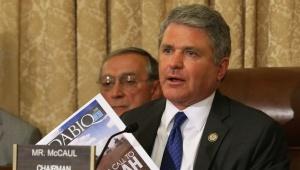 Congresista (R) Michael McCaul