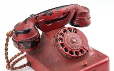 Teléfono de Adolt Hitler subastado
