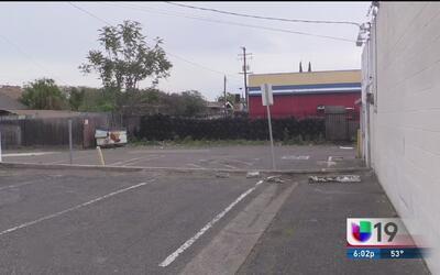 La policía de Stockton investiga un homicidio en circunstancias extrañas
