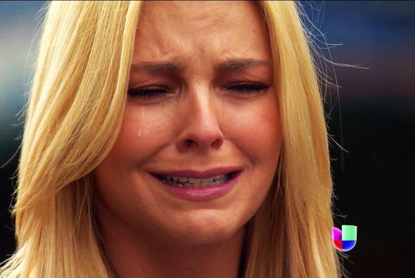 ¡No llores Sofía! Ya te enterarás que tu papá...