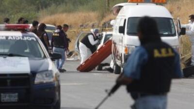 La narcoviolencia azota a los estados mexicanos.
