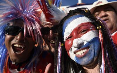 Costa Rica es el primer país hispanohablante en la lista de la fe...