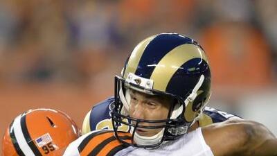 El quarterback se perderá toda la temporada (AP-NFL).
