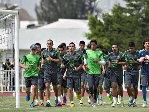 El jueves por la noche México enfrenta a Honduras en Chiapas en l...