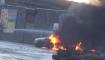 Tesla Model S se incendia en Noruega