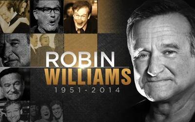 Robin Williams murió ahorcado con cortaduras en su muñeca