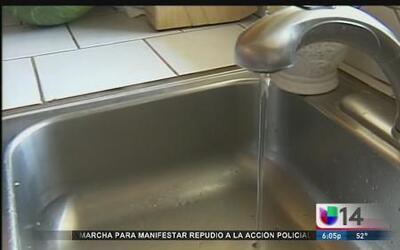 Recortes de agua dependerán de número de miembros de familia en San José